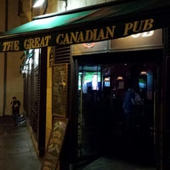 Photo taken at Great Canadian Pub by Wylie S. on 7/7/2013