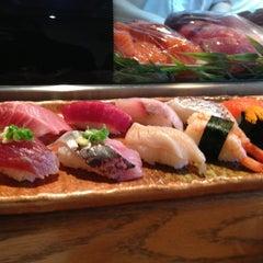 Photo taken at Sushi Tomi by Jeff H. on 5/27/2013