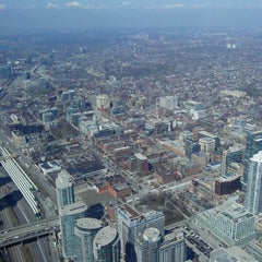 Photo taken at CN Tower by Ahsan S. on 5/2/2013