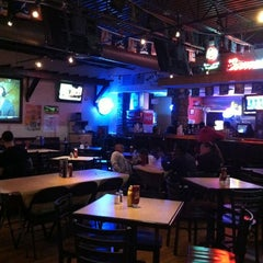 Photo taken at J.R. Crickets by Bryon on 10/28/2012