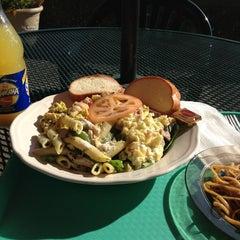 Photo taken at Fambrini's Terrace Cafe by Vin on 1/22/2013