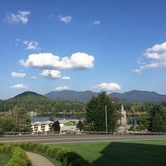 Photo taken at Crowne Plaza Resort Lake Placid-Golf Club by Steven S. on 9/5/2015
