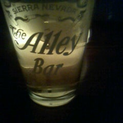 Photo taken at The Alley Bar by Joshuah D. on 3/22/2013