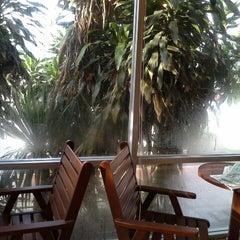 Photo taken at Café Amazon (คาเฟ่ อเมซอน) by Pat S. on 5/4/2013