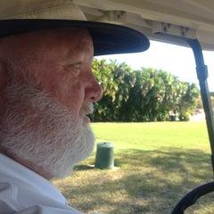 Photo taken at Belleview Biltmore Golf Club by Teresita on 12/4/2014