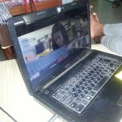 Photo taken at Evandi Hostel by Samantha O. on 9/22/2012