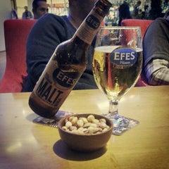 Photo taken at Efesus Restaurant & Bar by Sercan K. on 12/2/2012