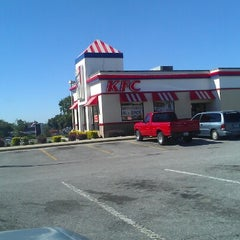 Photo taken at KFC by Mike H. on 11/2/2012