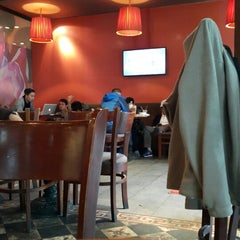 Photo taken at Highlands Coffee by HTA on 3/6/2015