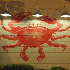 Photo taken at Joe's Crab Shack by Jorge C. on 10/21/2012
