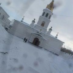 Photo taken at Церковь во имя Петра и Павла by Павел В. on 1/7/2015