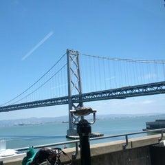 Photo taken at Google San Francisco by Shreenath R. on 7/17/2013