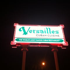 Photo taken at Versailles Restaurant by Mitchell S. on 1/21/2013