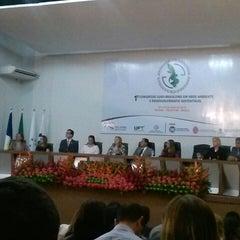 Photo taken at Tribunal de Justiça do Tocantins by Daniela on 5/30/2014