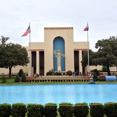 Photo taken at Fair Park by Michael M. on 10/6/2012