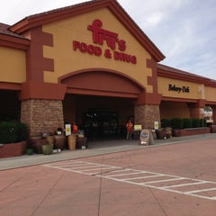 Photo taken at Fry's Food Store by Stephen D. on 10/6/2012