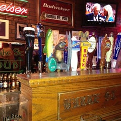 Photo taken at Burke Street Pub by Bill F. on 1/16/2013