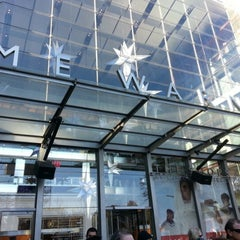 Photo taken at The Shops at Columbus Circle by Hangyun K. on 11/17/2012