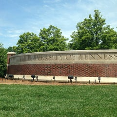 Photo taken at The University of Tennessee by Joseph on 5/26/2013