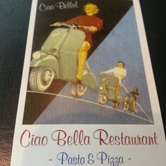Photo taken at Ciao Bella by Martha K. on 3/20/2013