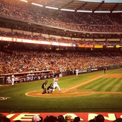 Photo taken at Angel Stadium of Anaheim by Bob B. on 5/22/2013