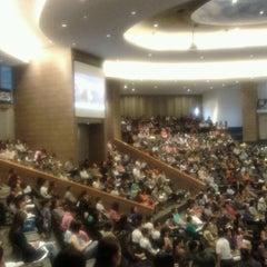Photo taken at Gedung Joeang 45 by Robert A. on 10/7/2012