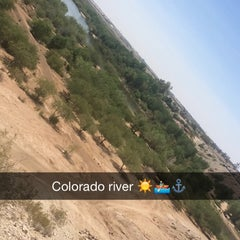 Photo taken at Colorado River by Susanna M. on 5/26/2014