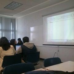 Photo taken at Universidad TecMilenio Campus Cuautitlán Izcalli by Thalia E. on 9/27/2012