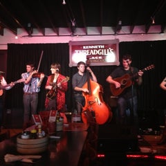 Photo taken at Threadgill's by Jon R. on 11/18/2012