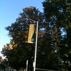 Photo taken at Sac State: Bus Terminal by Meisha L. on 10/30/2012