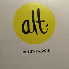 Photo taken at Alt Summit by Pei K. on 1/22/2015