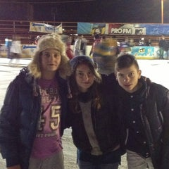 Photo taken at Patinoar by Gabriela A. on 1/25/2013