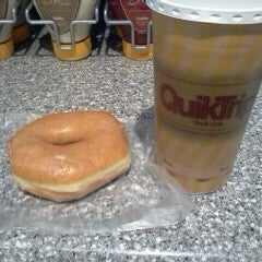 Photo taken at QuikTrip by Tena C. on 11/9/2012