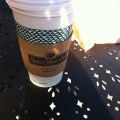 Photo taken at Peet's Coffee & Tea by Julia I. on 1/19/2014