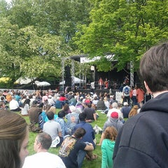 Photo taken at Northwest Folklife Festival by Tina T. on 5/25/2013