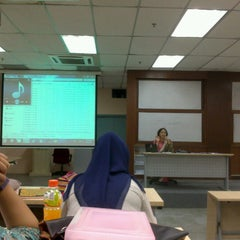 Photo taken at Kolej Universiti Poly-Tech MARA Kuala Lumpur by Zawir A. on 9/26/2012