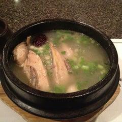 Photo taken at Cho Sun Gal Bi Korean BBQ & Sushi Bar by gorekun on 1/4/2013