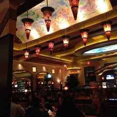 Photo taken at Cheesecake Factory by Moqbel A. on 4/2/2013