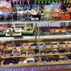 Photo taken at Lady Chocolatt Cafe by Devo B. on 10/16/2012