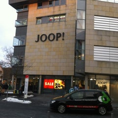Photo taken at JOOP! Outlet Store by Ufuk T. on 2/16/2013