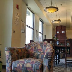 Photo taken at Peter White Public Library by Bjørn on 8/14/2015