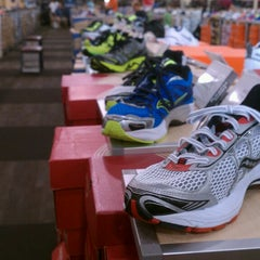 Photo taken at DSW Designer Shoe Warehouse by Dale S. on 7/6/2013