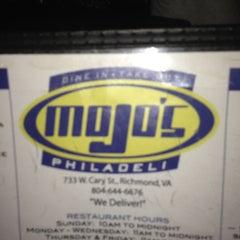 Photo taken at Mojo's Philadeli by Diane J ✨✨ on 2/14/2013