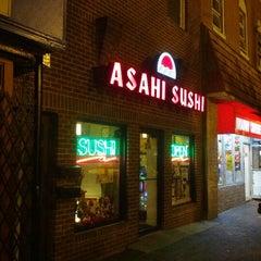 Photo taken at Asahi Sushi by Sevon C. on 12/5/2012