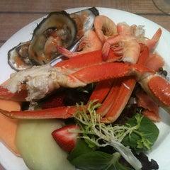 Photo taken at Bimini Boatyard Bar & Grill by Susan G. on 5/20/2012