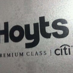 Photo taken at Hoyts Premium Class by Leandro Javier S. on 4/22/2012