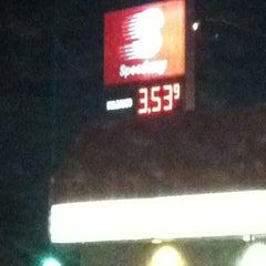 Photo taken at Speedway by Vicki O. on 10/18/2012