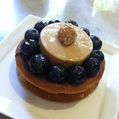 Photo taken at Sam's Patisserie.Boulangerie.Desserts by Diana L. on 5/25/2013