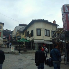 Photo taken at Стара скопска чаршија | Skopje Old Bazaar by Dragan H. on 11/14/2012