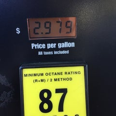 Photo taken at Costco Gas Station by J T. on 10/27/2014